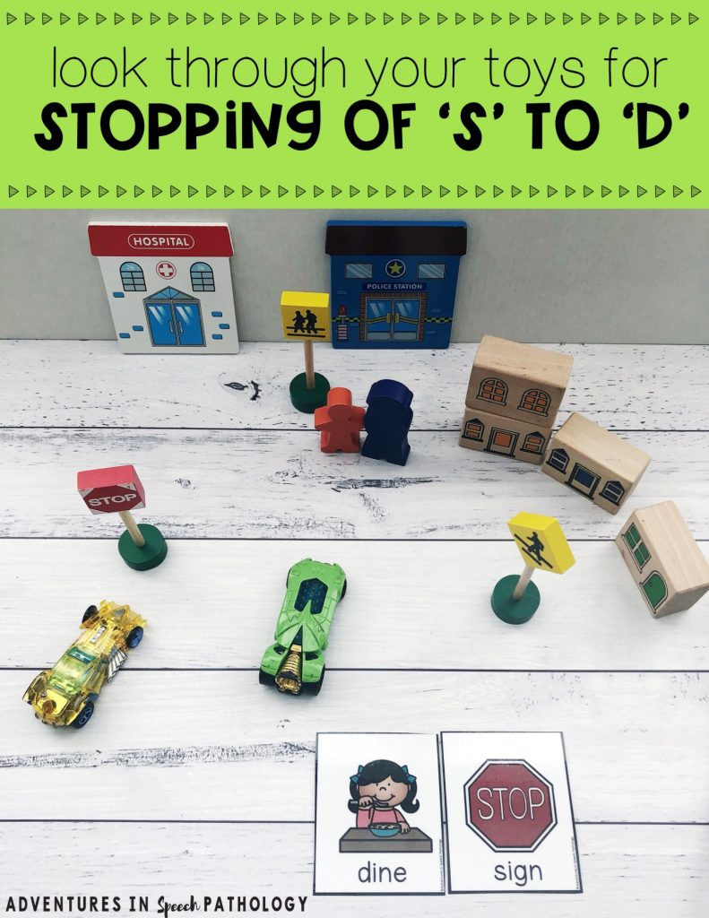 Stopping activity ideas
