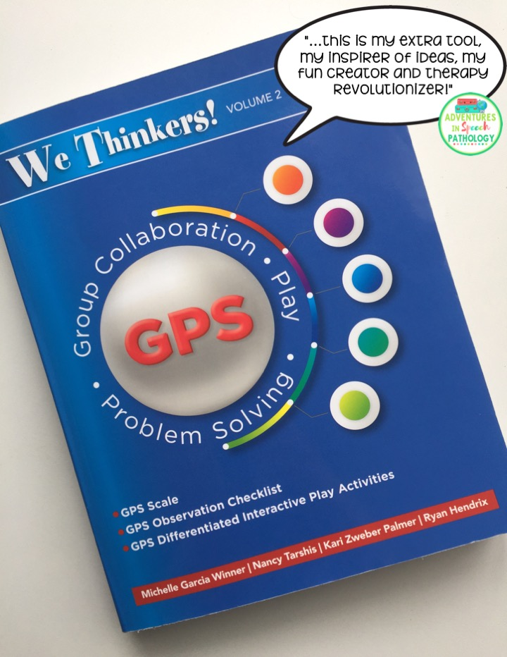 We Thinkers GPS Book