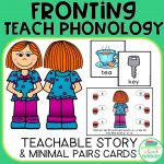 Teach Phonology Fronting