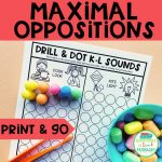 Maximal Oppositions