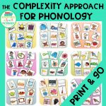 Complexity Approach for Phonology