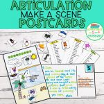 Articulation Postcards