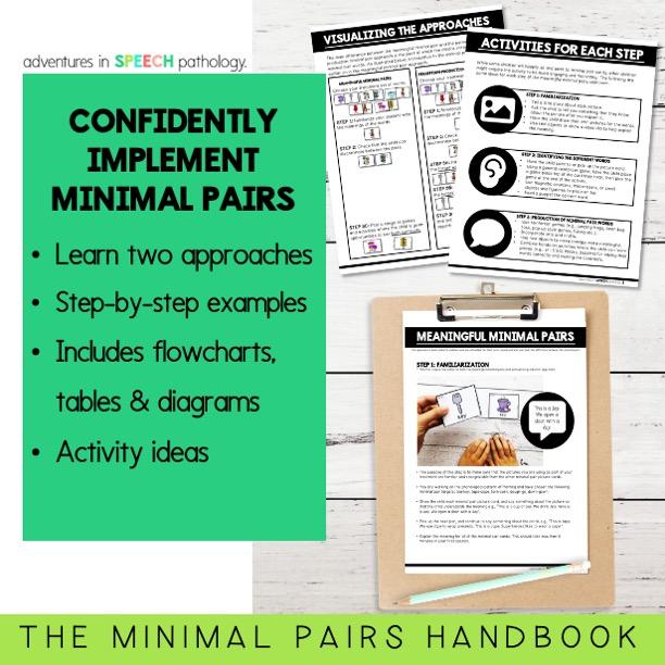 TpT Minimal Pairs Handbook22